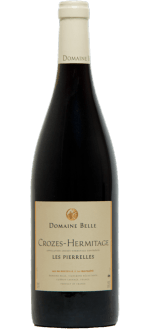 LES PIERRELLES 2015 - DOMAINE BELLE
