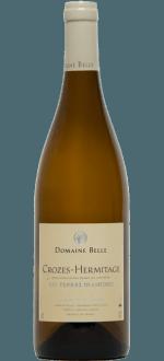 LES TERRES BLANCHES 2016 - DOMAINE BELLE