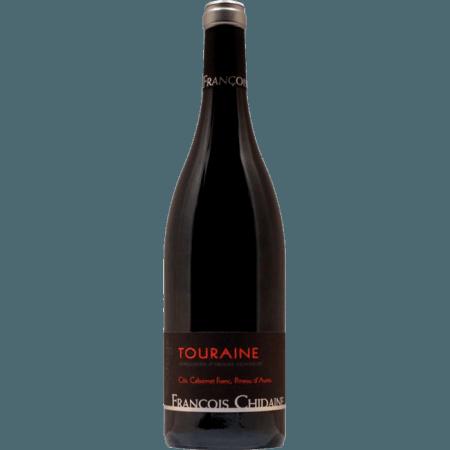 TOURAINE ROUGE 2017 - FRANCOIS CHIDAINE