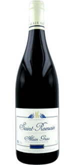 SAINT ROMAIN ROUGE 2016 - ALAIN GRAS