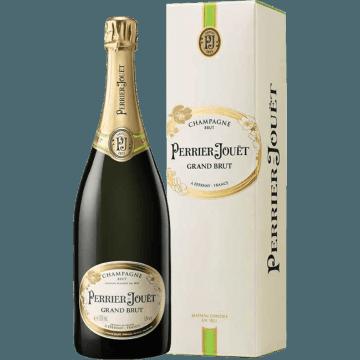 CHAMPAGNE PERRIER JOUËT - GRAND BRUT - MAGNUM - EN ETUI