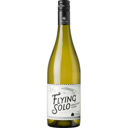 FLYING SOLO BLANC 2017 - DOMAINE GAYDA