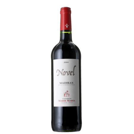 NOVEL ROUGE 2014 - VIGNOBLES MARIE MARIA