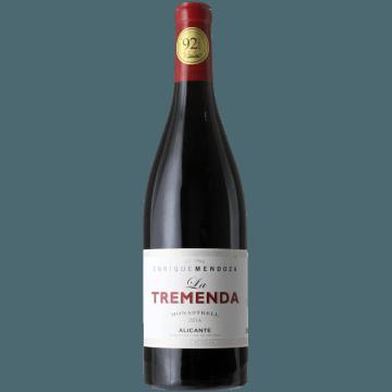 BODEGAS MENDOZA - LA TREMENDA 2014