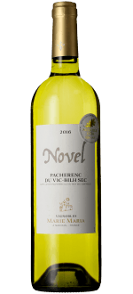 NOVEL BLANC 2016 - VIGNOBLES MARIE MARIA