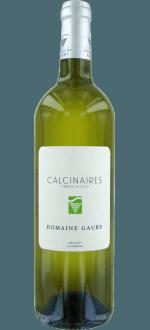 LES CALCINAIRES BLANC 2017 - DOMAINE GAUBY