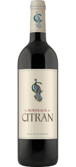 LE BORDEAUX DE CITRAN 2015
