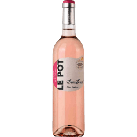 LE POT ROSE 2017 - VIGNOBLES DOM BRIAL