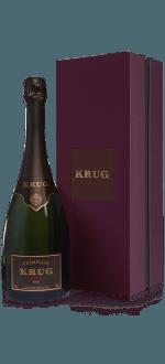 KRUG VINTAGE 2004 - COFFRET LUXE - CHAMPAGNE KRUG