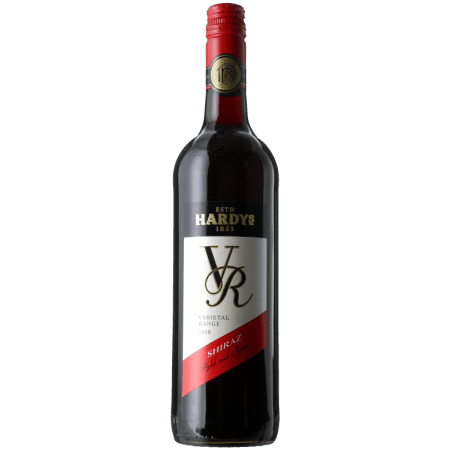 HARDY'S VARIETAL RANGE - SHIRAZ 2016