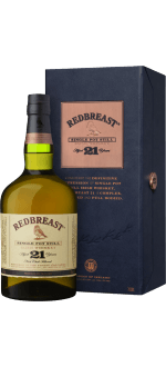 REDBREAST 21 ANS SINGLE POT STILL - EN COFFRET