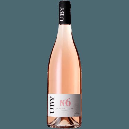 UBY ROSE N°6 2017 - DOMAINE UBY