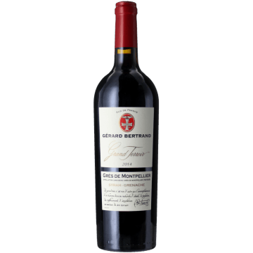 GRAND TERROIR GRES DE MONTPELLIER 2015 - GERARD BERTRAND