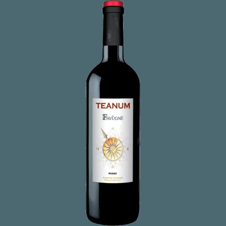 CANTINE TEANUM - FAVUGNE ROSSO 2016