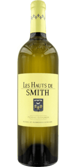 LES HAUTS DE SMITH 2016 - BLANC - SECOND VIN DU CHATEAU SMITH HAUT LAFITTE