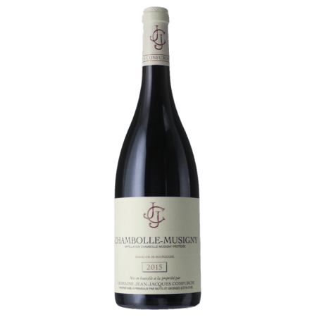 CHAMBOLLE MUSIGNY 2015 - DOMAINE JEAN-JACQUES CONFURON