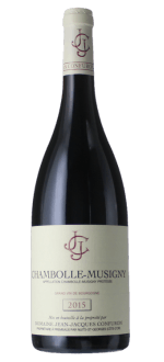 CHAMBOLLE MUSIGNY 2015 - JEAN-JACQUES CONFURON