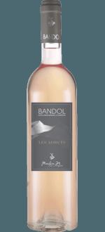 BANDOL - LES ADRETS ROSE 2017 - MOULIN DE LA ROQUE