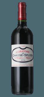 L'ORATOIRE DE CHASSE-SPLEEN 2014 - SECOND VIN DU CHATEAU CHASSE-SPLEEN
