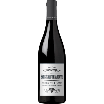 COTES DU RHONE 2017 SANS SOUFRE - CAVE DE CAIRANNE