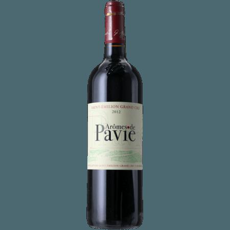 AROMES DE PAVIE - SECOND VIN DU CHÂTEAU PAVIE 2012