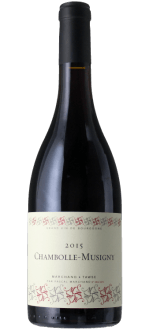 CHAMBOLLE MUSIGNY 2015 - DOMAINE MARCHAND TAWSE