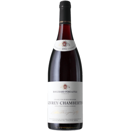 GEVREY-CHAMBERTIN 2015 - BOUCHARD PERE ET FILS