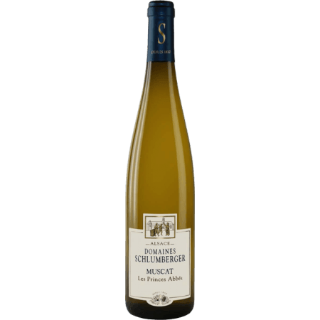 MUSCAT 2017 - LES PRINCES ABBES - DOMAINE SCHLUMBERGER