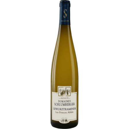 GEWURZTRAMINER 2015 - LES PRINCES ABBES - DOMAINE SCHLUMBERGER