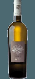 VIOGNIER 2016 - DOMAINE DE MONTINE