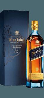 JOHNNIE WALKER BLUE LABEL - EN ETUI