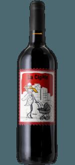 CIGALE ROUGE 2015 - CHATEAU LE BOUIS