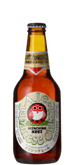 HITACHINO JAPANESE CLASSIC ALE 33CL - KIUCHI BREWERY