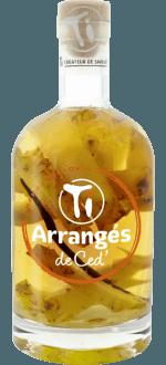 TI ARRANGES DE CED - ANANAS VICTORIA - LES RHUMS DE CED
