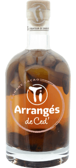 TI ARRANGE DE CED - BANANE CACAO - LES RHUMS DE CED