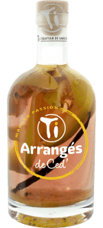 TI ARRANGE DE CED - MANGUE PASSION - LES RHUMS DE CED