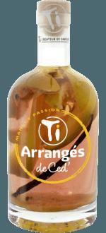 TI ARRANGE DE CED - MANGUE PASSION - LES RHUMS DE CED