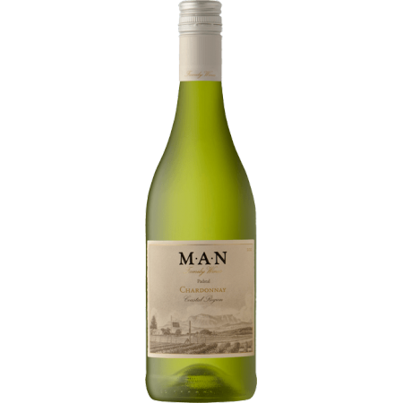 MAN FAMILY WINES - CHARDONNAY - PADSTAL 2017