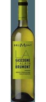GROS-MANSENG SAUVIGNON 2017 - ALAIN BRUMONT