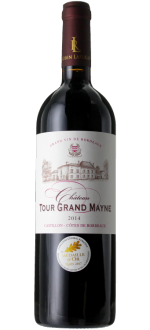 CHATEAU TOUR GRAND MAYNE 2014