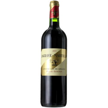 LAGRAVE-MARTILLAC 2015 - SECOND VIN DU CHATEAU LATOUR-MARTILLAC