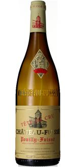 POUILLY FUISSE - TETE DE CRU 2015 - CHATEAU FUISSE