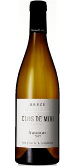CLOS DE MIDI 2017 - CHATEAU DE BREZE
