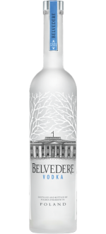 VODKA BELVEDERE PURE