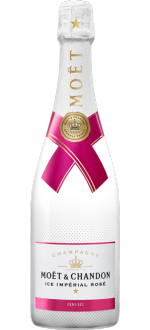 CHAMPAGNE MOET & CHANDON - ICE IMPÉRIAL ROSE