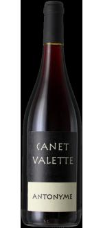 ANTONYME 2017 - DOMAINE CANET VALETTE