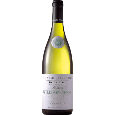 CHABLIS GRAND CRU BOUGROS COTE BOUGUEROTS 2015 - DOMAINE WILLIAM FEVRE