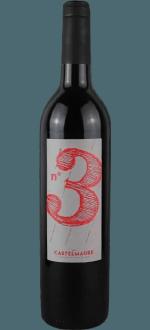 N°3 DE CASTELMAURE 2015 - CAVE DE CASTELMAURE