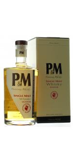 WHISKY P&M - SINGLE MALT SIGNATURE