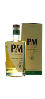 SINGLE MALT TOURBE - P&M